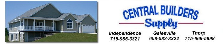 CENTRAL BUILDERS SUPPLY